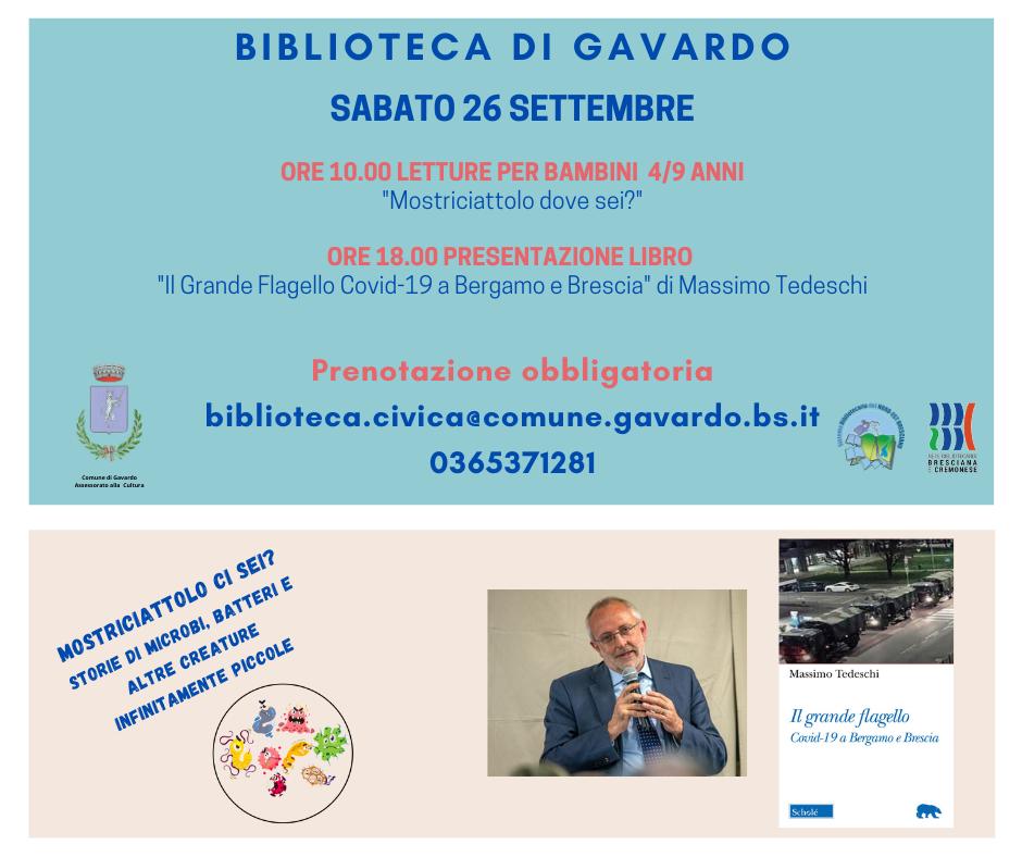 9° Giornata Internazionale delle Biblioteche