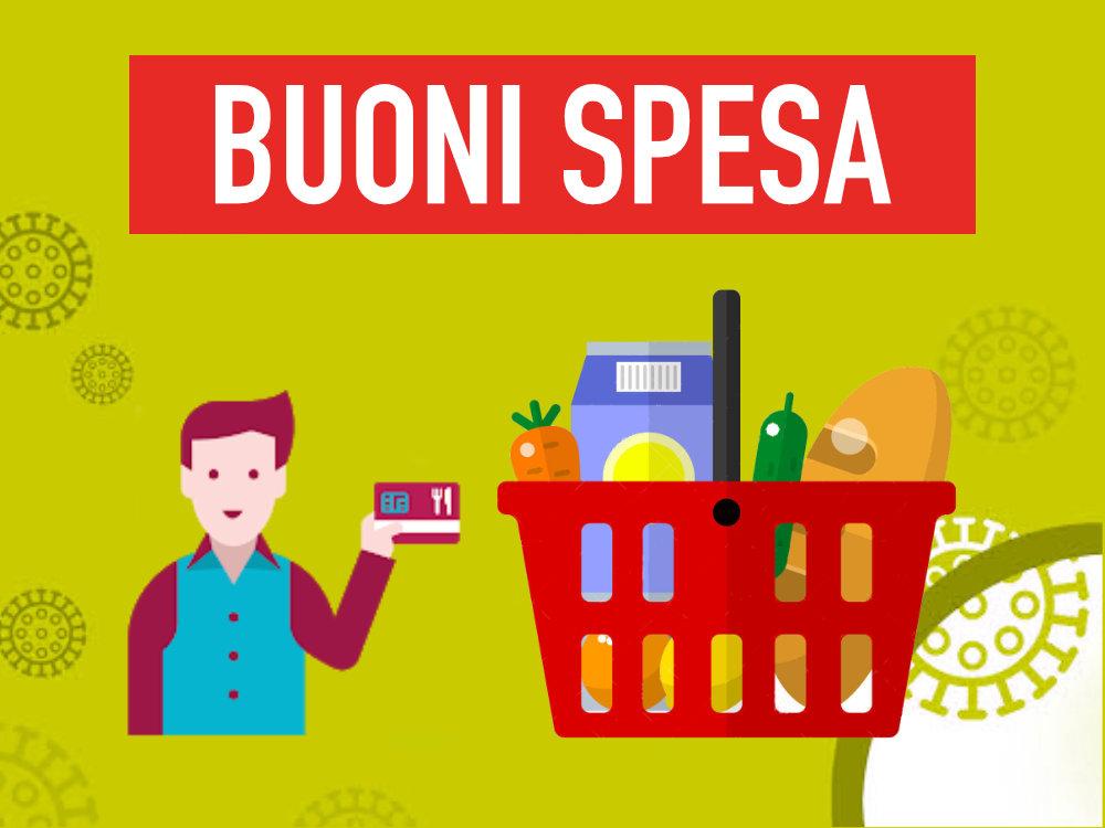 Buoni spesa per generi alimentari - Negozi convenzionati ELENCO AGGIORNATO