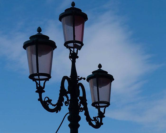 Segnalazione guasti servizio illuminazione pubblica